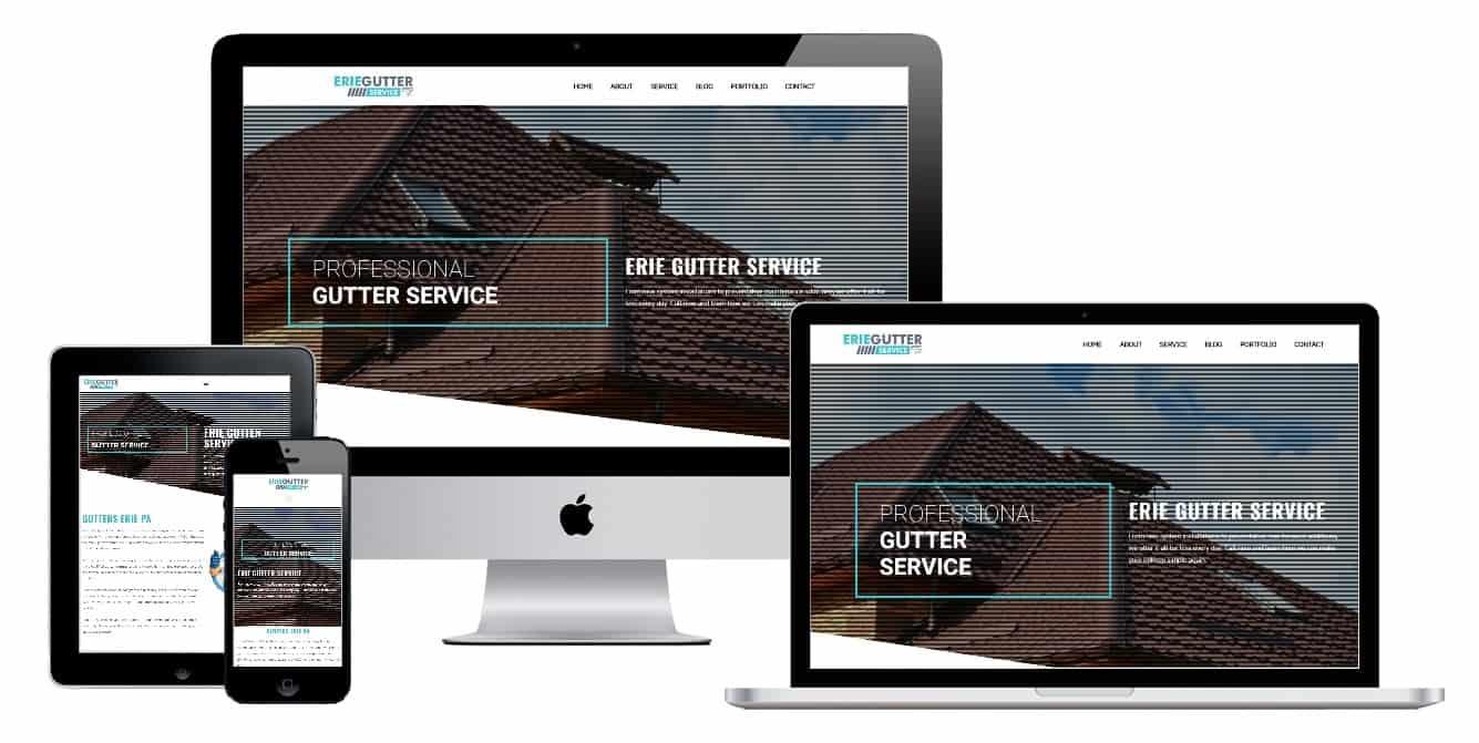Gutter Homepage
